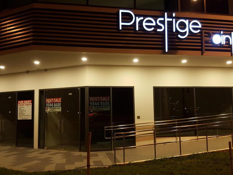 Prestige Point