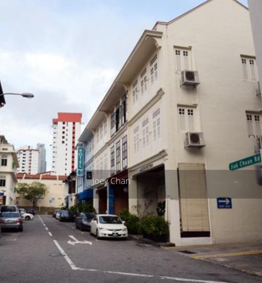 Jiak Chuan Road
