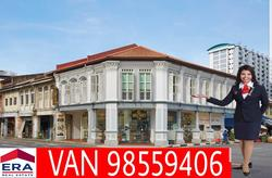 Little India Conservation Area (D8), Shop House #154587532