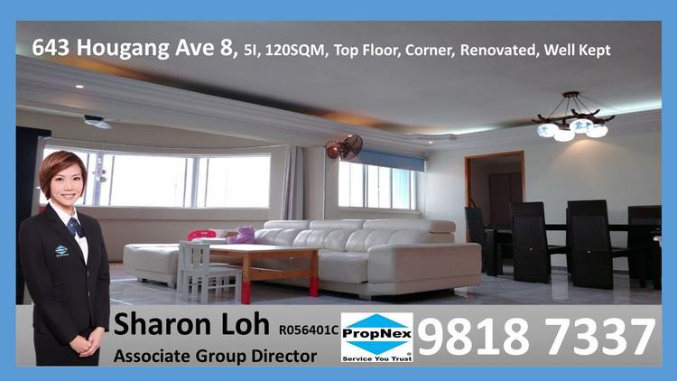 643 Hougang Avenue 8