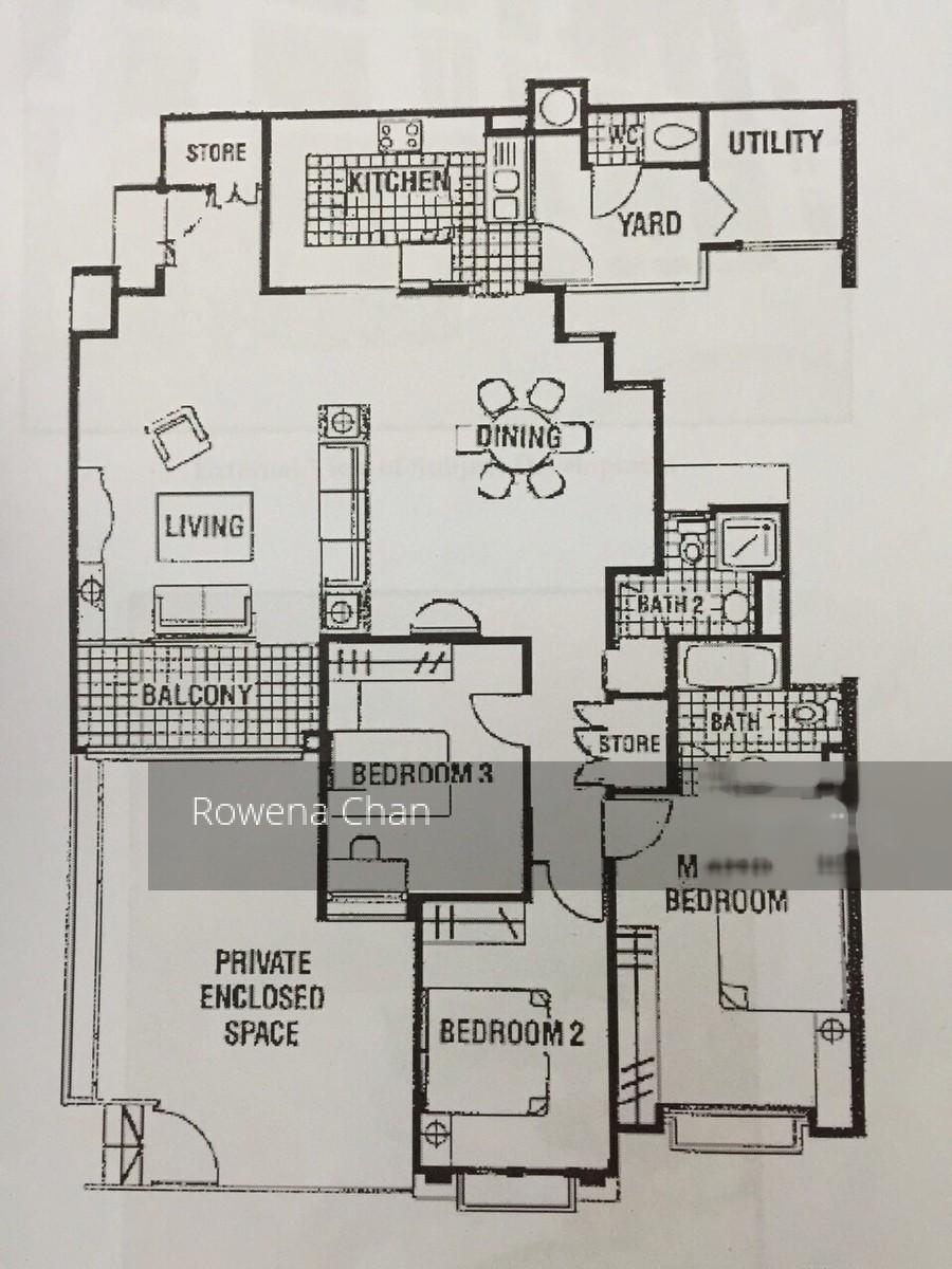 Pinewood Gardens D10 Condominium For Rent 76585652