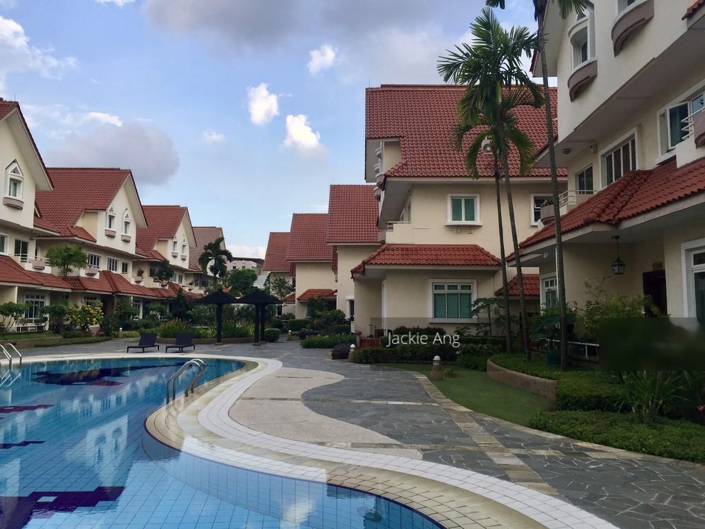 Hong Leong Garden Condominium