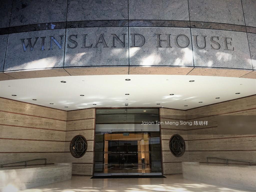 Winsland House I