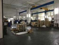 West Park Bizcentral industrial project photo