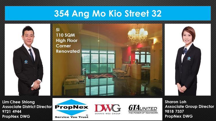 354 Ang Mo Kio Street 32