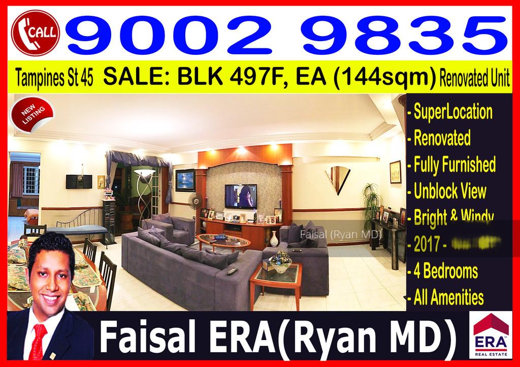 497F Tampines Street 45