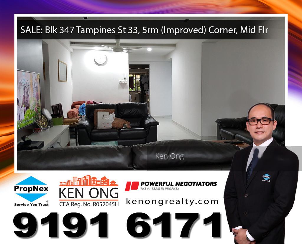 347 Tampines Street 33