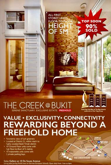 The Creek @ Bukit