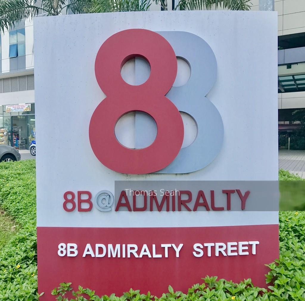 8B @ Admiralty