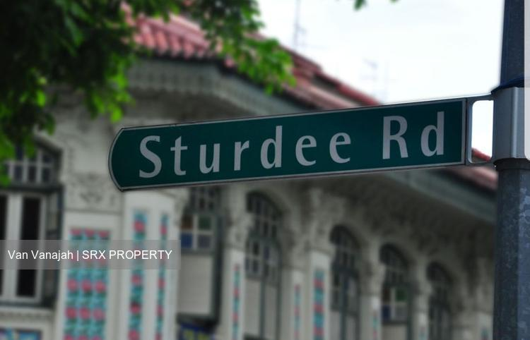 Sturdee Road (D8), Terrace #155267542