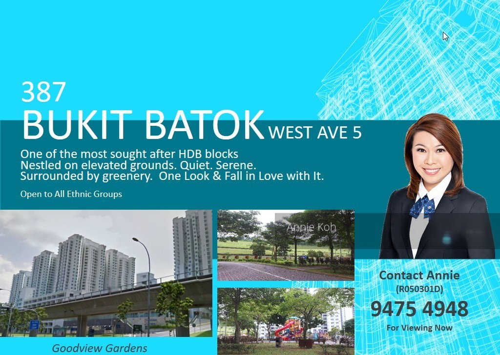 387 Bukit Batok West Avenue 5