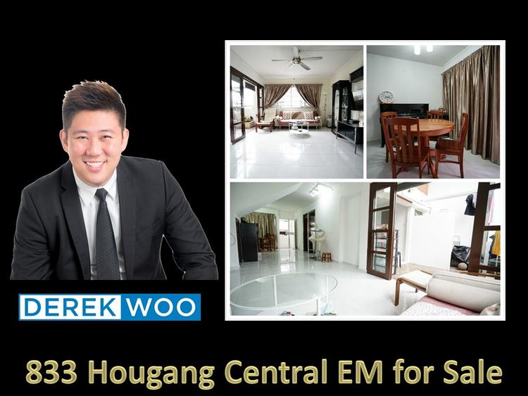 833 Hougang Central