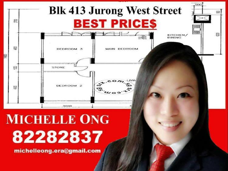 413 Jurong West Street 42