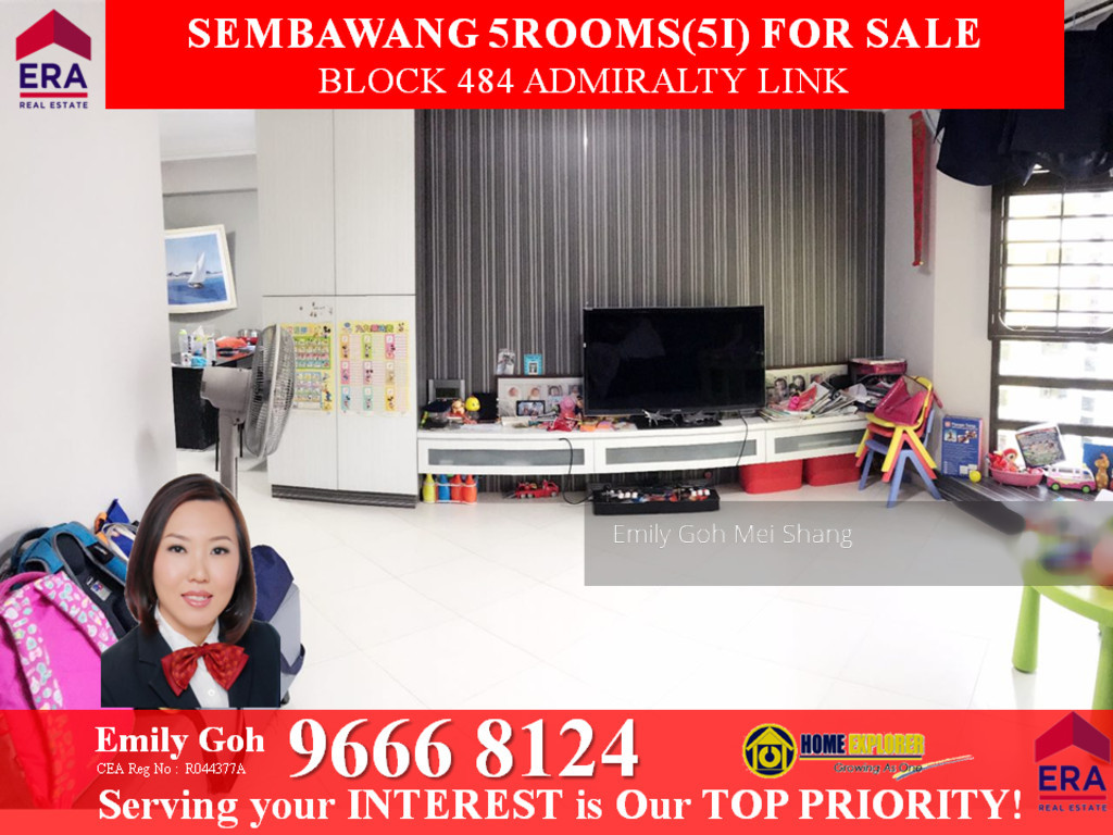 484 Admiralty Link