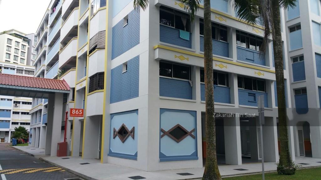 865 Jurong West Street 81