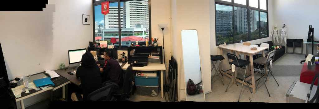 Centropod @ Changi
