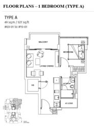 City Suites (D12), Apartment #152335982