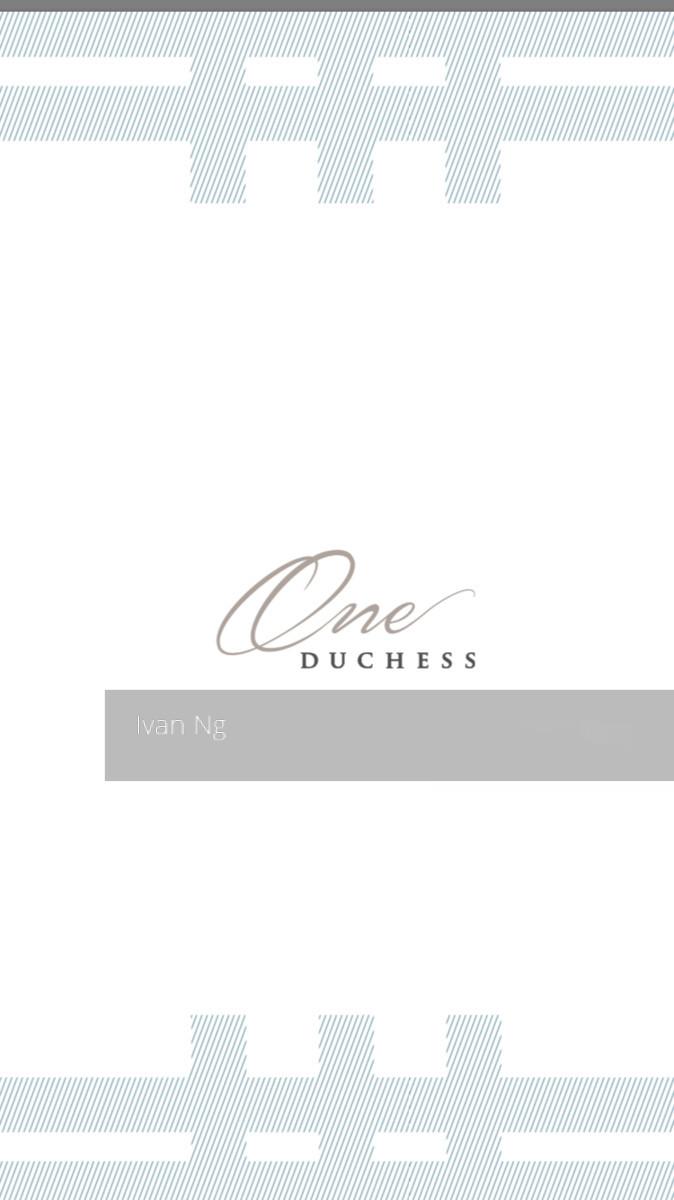 One Duchess
