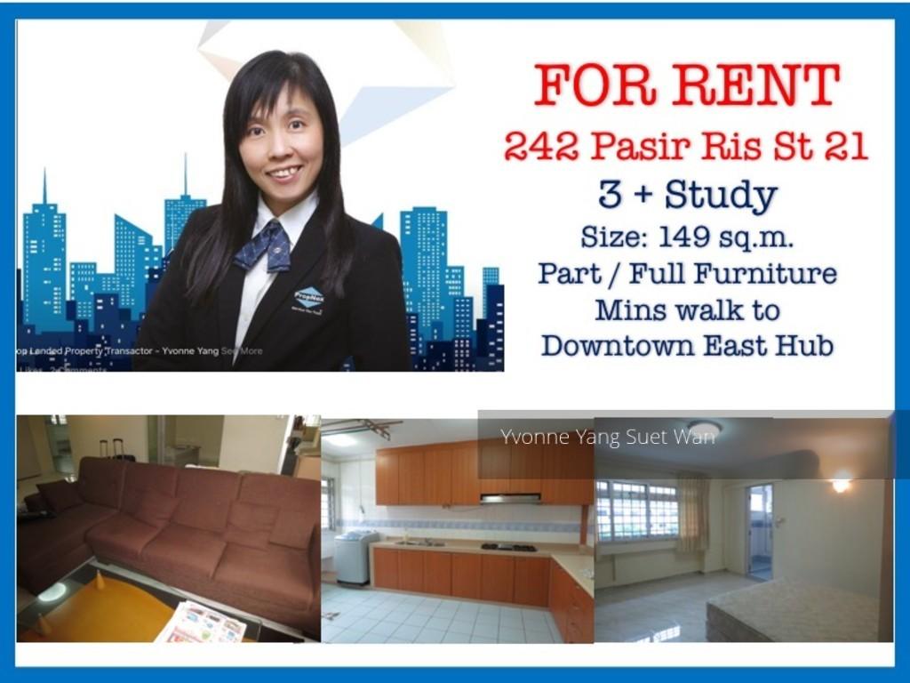 242 Pasir Ris Street 21
