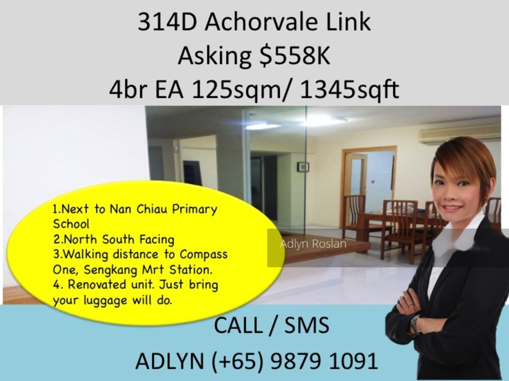 314D Anchorvale Link