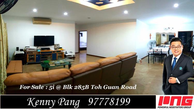 285B Toh Guan Road