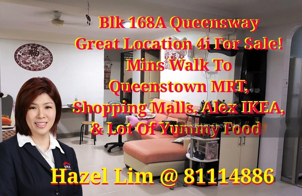 168A Queensway
