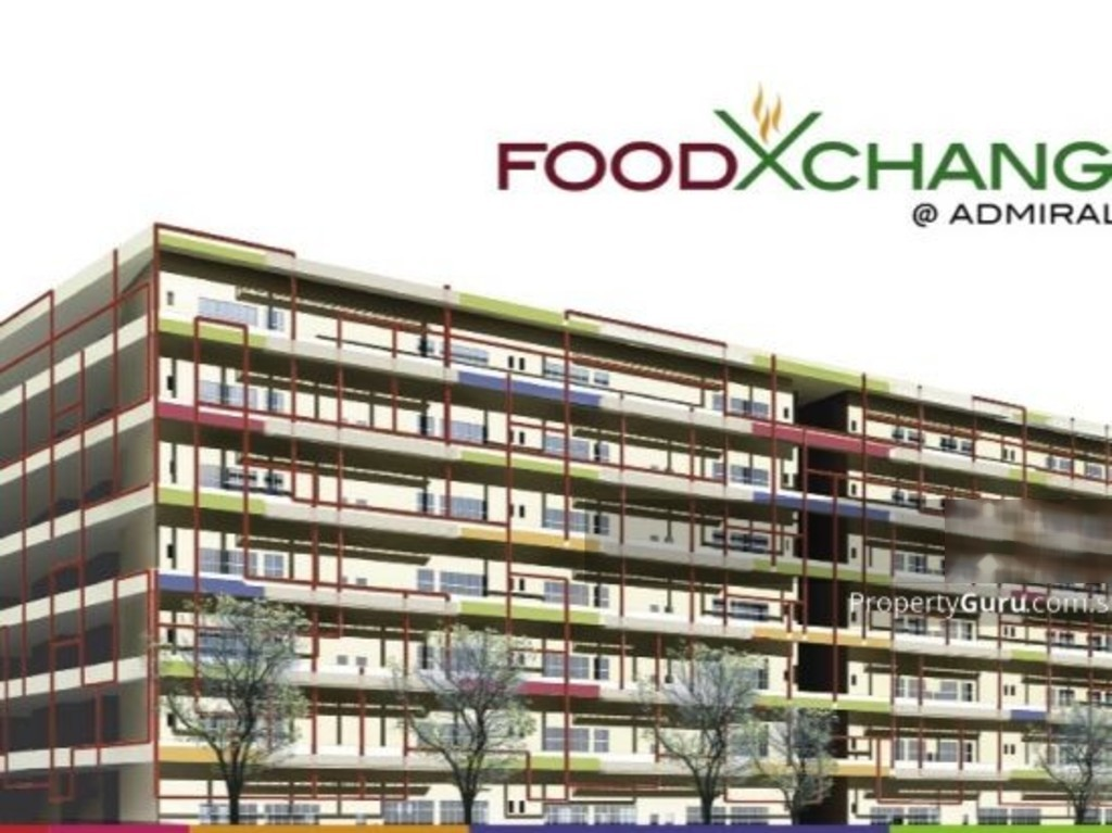 Food Xchange For Lease (D27), Factory - For Rent #81830012
