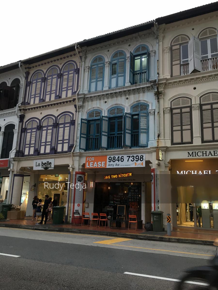 Ban Hong Leong Building