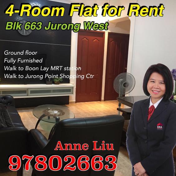 663B Jurong West Street 65