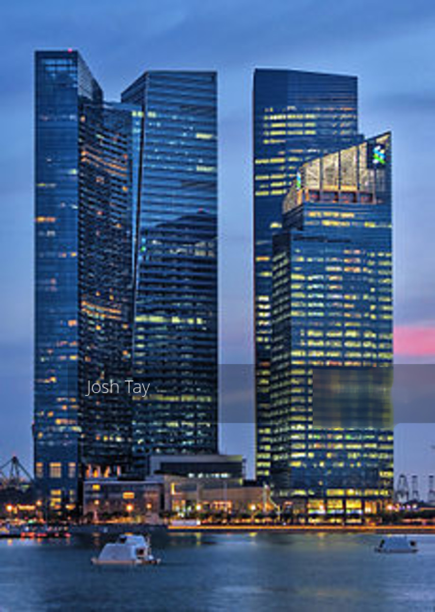 Marina Bay Financial Centre (tower 3)