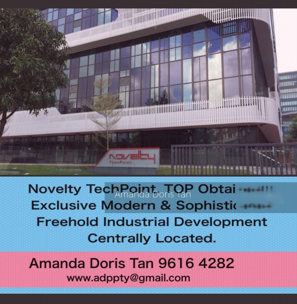 Novelty Techpoint