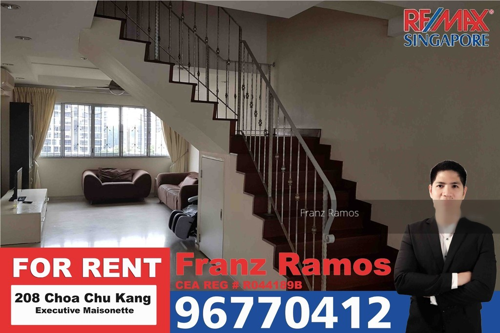 208 Choa Chu Kang Central