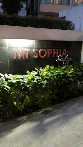 Mount Sophia Suites