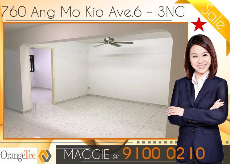 720 Ang Mo Kio Avenue 6