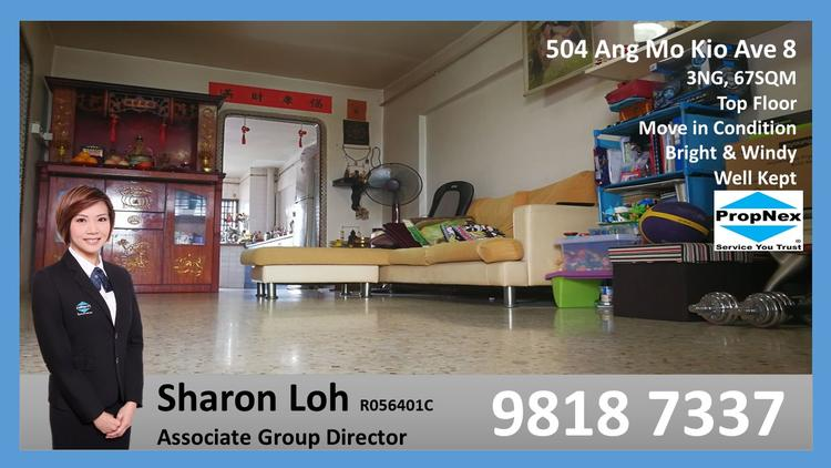 504 Ang Mo Kio Avenue 8