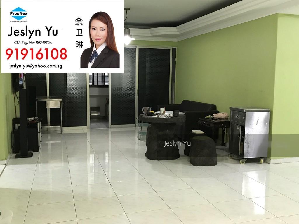 829 Jurong West Street 81