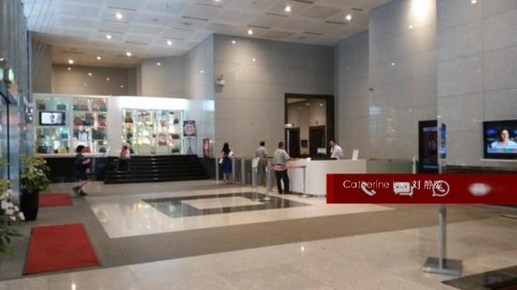 Bank Of Singapore Centre