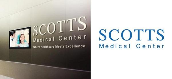 Pacific Plaza / Scotts Medical Center