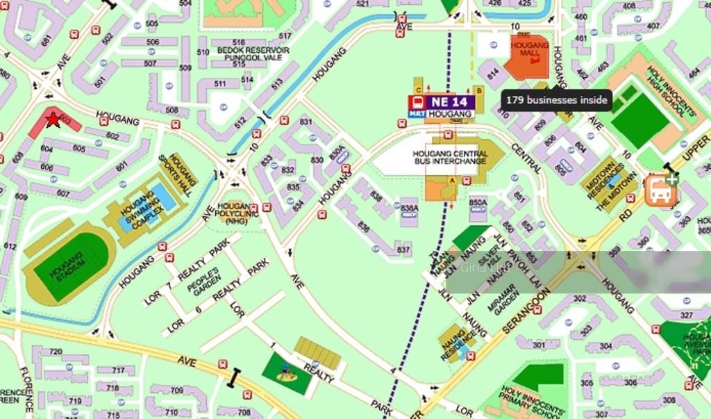 603 Hougang Avenue 4