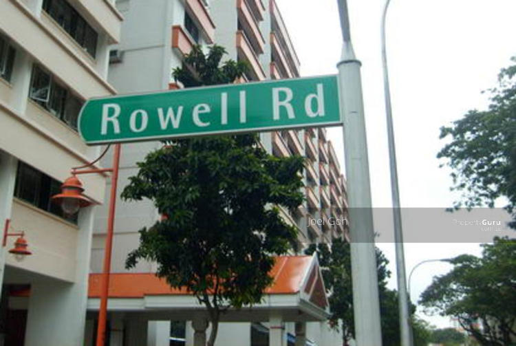 Rowell Road