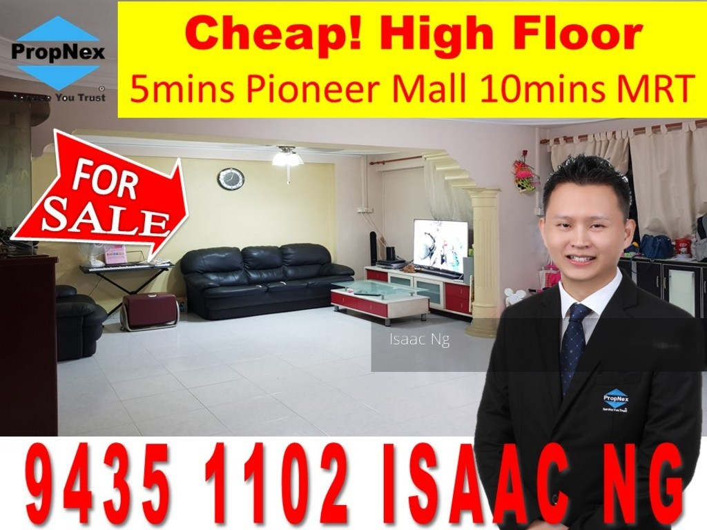816 Jurong West Street 81