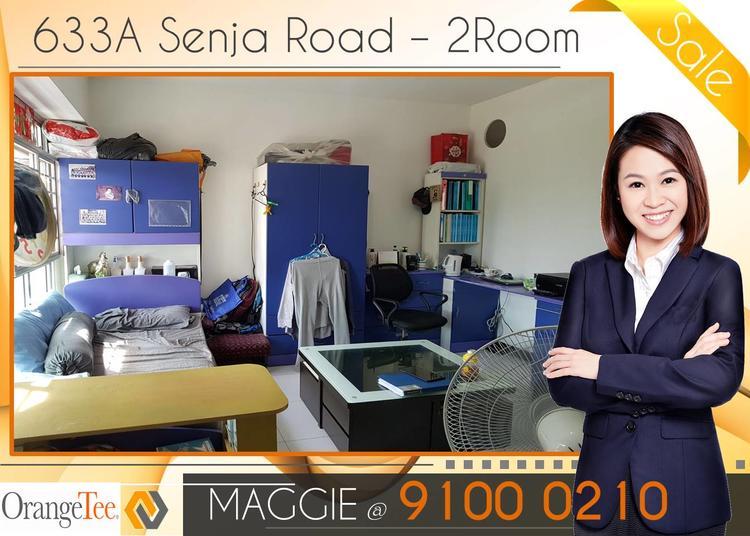 633A Senja Road