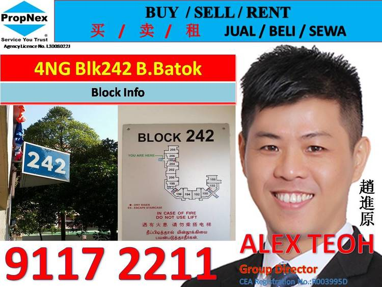 242 Bukit Batok East Avenue 5