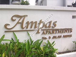 Ampas Apartment