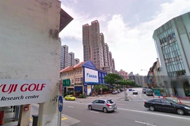 Mohamed Sultan Road