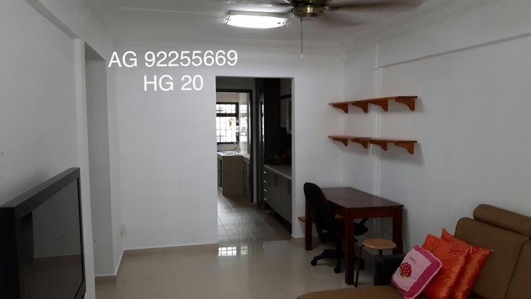 20 Hougang Avenue 3
