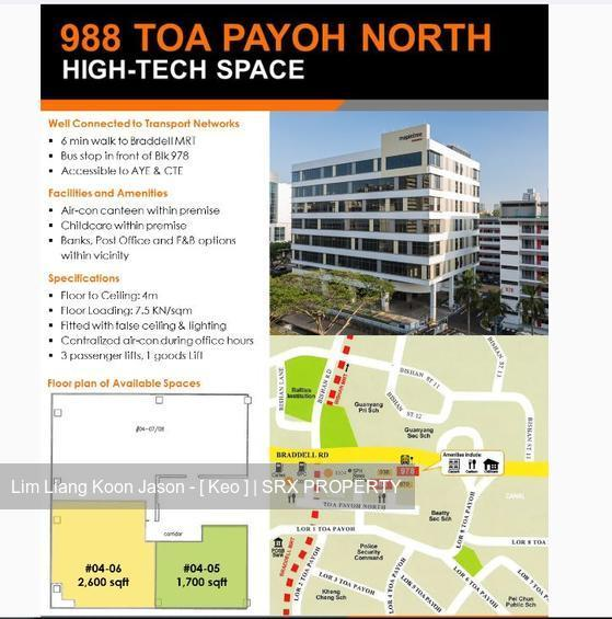 Toa Payoh North (D12), Factory #216980381