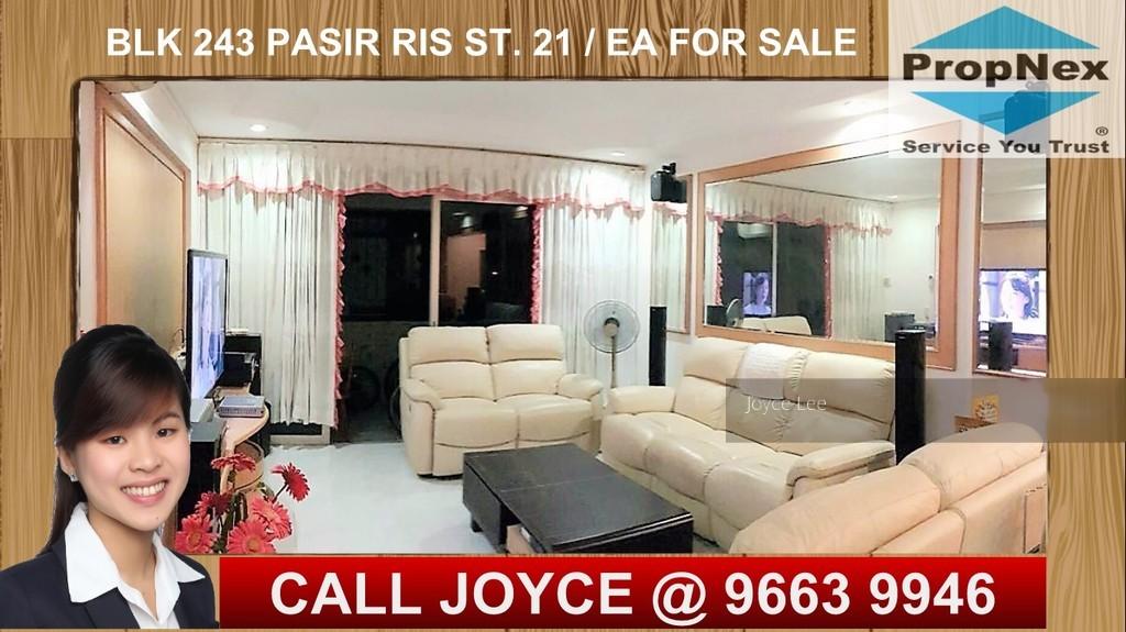 243 Pasir Ris Street 21