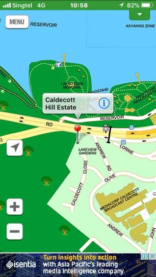 Caldecott Hill Estate