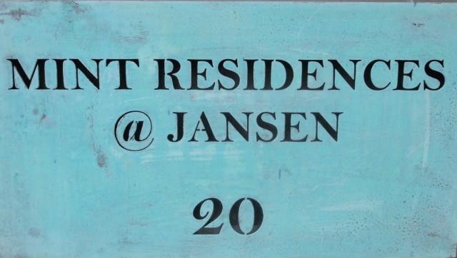 Mint Residences @ Jansen